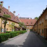 डेर फुगेरी (Der Fuggerei): 500 सालों में यहाँ नहीं बढ़ा किराया