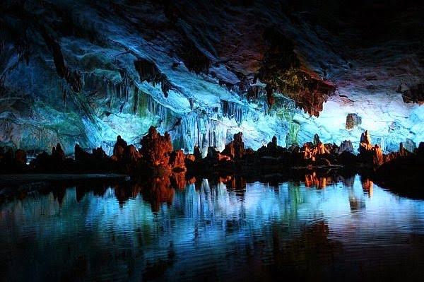 Reed Flute Lake, World's top 10 underground lake, Hindi, Information, Janakri, History, Itihas,