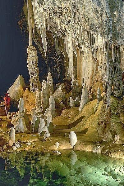 Lechuguilla lake, World's top 10 underground lake, Hindi, Information, Janakri, History, Itihas,