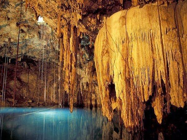 Cavern Lake, World's top 10 underground lake, Hindi, Information, Janakri, History, Itihas,