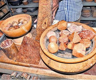 Habur Stone, Which can turn milk into curd, Information, Janakri