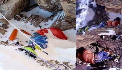 Hindi, News, Story, History, Kahani, Information, about, Rainbow valley, Mount everest, Deadliest zone, Open graveyard,