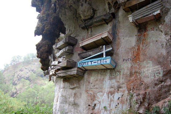 Hanging Coffins Of Philippines At Sagada, Hindi, History, Story, Information, Itihas, Janakri,