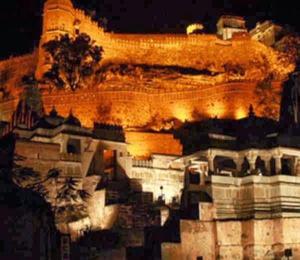 Kumbhalgarh Fort, Rajsamand, Rajasthan, Hindi, History, Story, Information, Jankari, Itihas, Kahani,