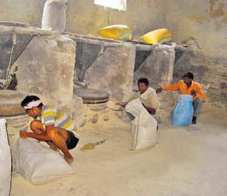 India's Oldest Operable Water Flour Mill at Haryana , Hindi, Story, History, Itihas, Kahani , Information