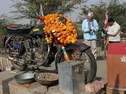 Om Banna Temple (Bullet Baba Temple), Chotila, Pali, Rajasthan, Hindi, Story, History, Kahani, Itihas, Information, Janakri,