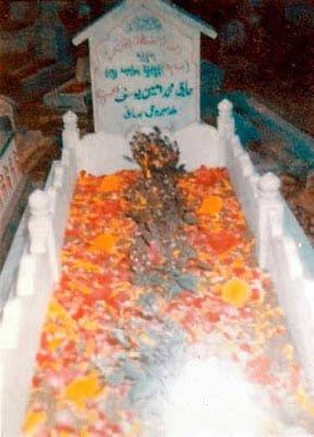 Grave of Bhupat singh chauhan