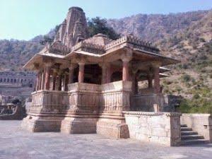 Gopinath mandir at bhangarh