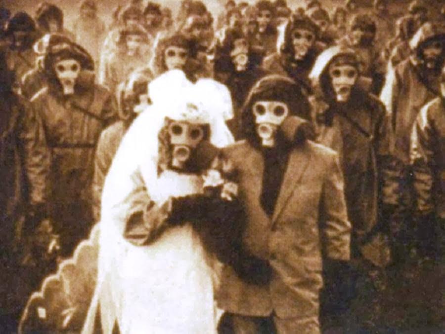 Marriage at Miakejima island