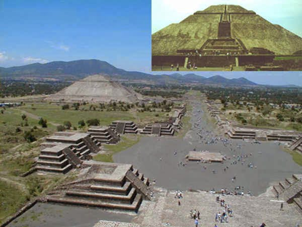 Teotihuacan City of Mexico, Hindi, Mysterious, Rahasyamayi, History, Story, Information, Itihas, Kahani, Jankari