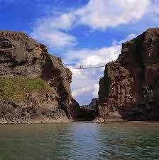 Carrick A Rede Bridge Ireland, Hindi, Story, History, Kahani, Itihas, Information, Janakari,