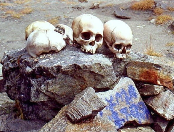 Roopkund Skeleton Lake History & Story In Hindi