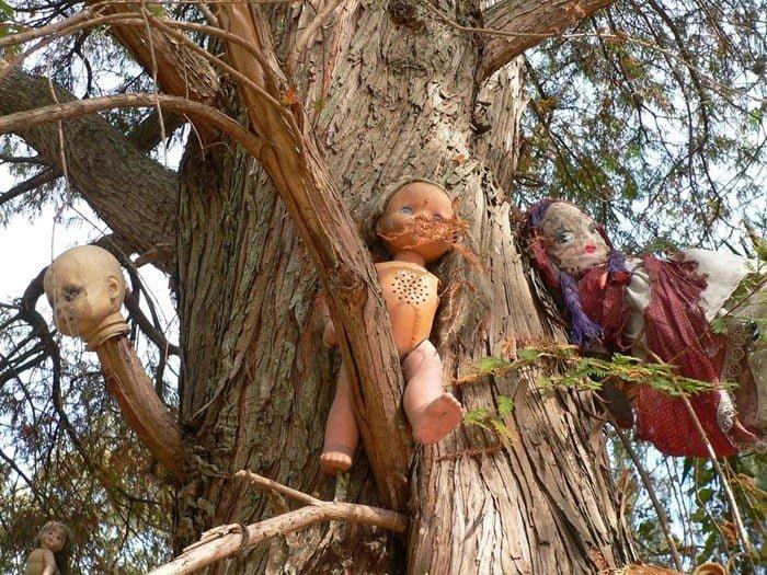 Doll Island Mexico Story in Hindi