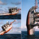 RV FLIP – विश्व का सबसे अनोखा शिप – 90 डिग्री तक हो जाता है समुद्र में सीधा  खड़ा