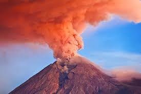 Mount Merapi Volcano, Hindi, History, Story, Information, Itihas, Janakari , Khanai, Dangerous, Deadly, Khatarnak,