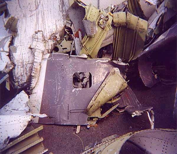 Flight 111 disaster