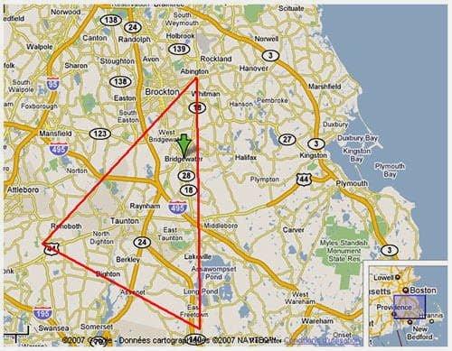 Bridgewater Triangle, Hindi, Mystery, Mysterious, Story, History, Kahani, Itihas, Information,