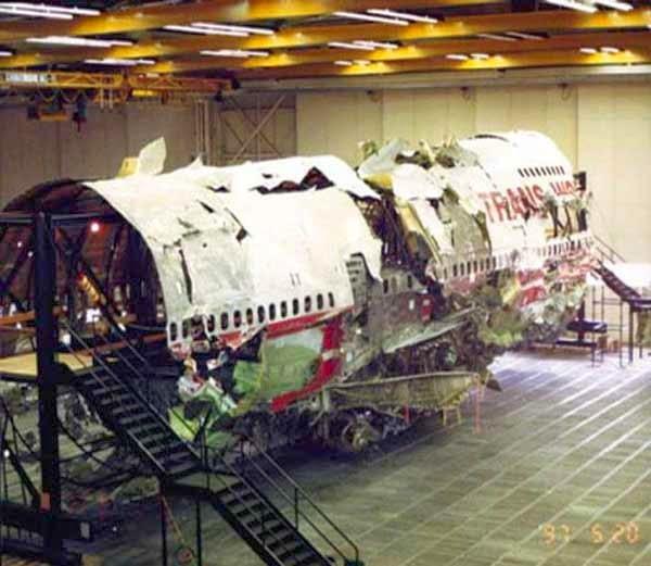 Flight 800 disaster