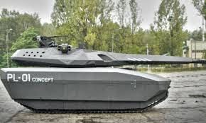 PL-01 invisible tank Information in Hindi