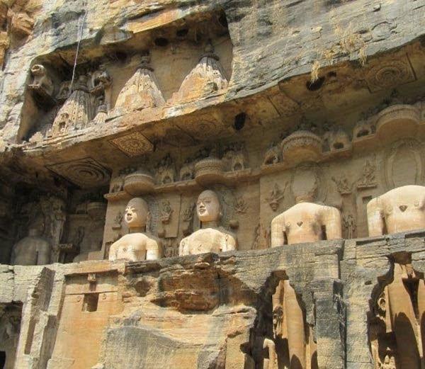 Tirthankara Jain Sculptures: Gwalior, India, History, Story, Kahani, Itihas, Information, Hindi