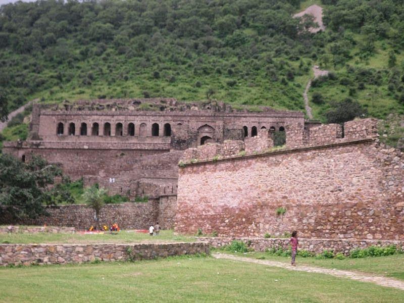 Bhangarh Fort - Alwar - Rajasthan,Hindi, News, Story, History, Kahani, Khabar, India, Most, Top, Haunted, Creepy, Spooky, Ghostly, Places,