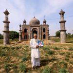 बुलंदशहर में भी है प्यार की अमर निशानी 'ताज महल'