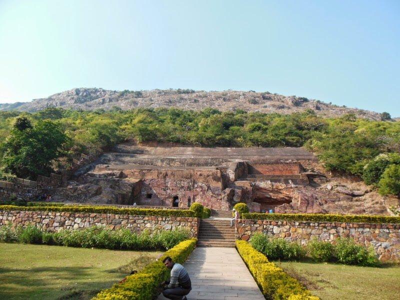 Sonbhandar Cave, Hindi, History, Story, Kahani, Itihas, Jankari, Information, Rajgir,  Bihar,