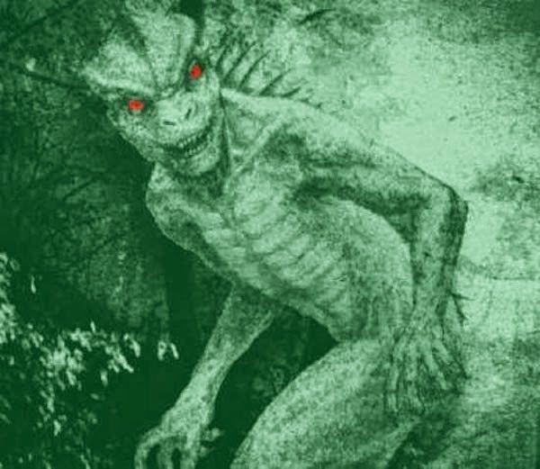 Lizard Man Story, History, Kahani, Itihas, Information, Jankari in Hindi
