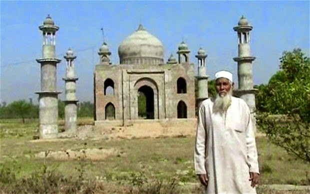 Mini Taj Mahal - Bulandshahr , UP, Information, Story, Kahani,