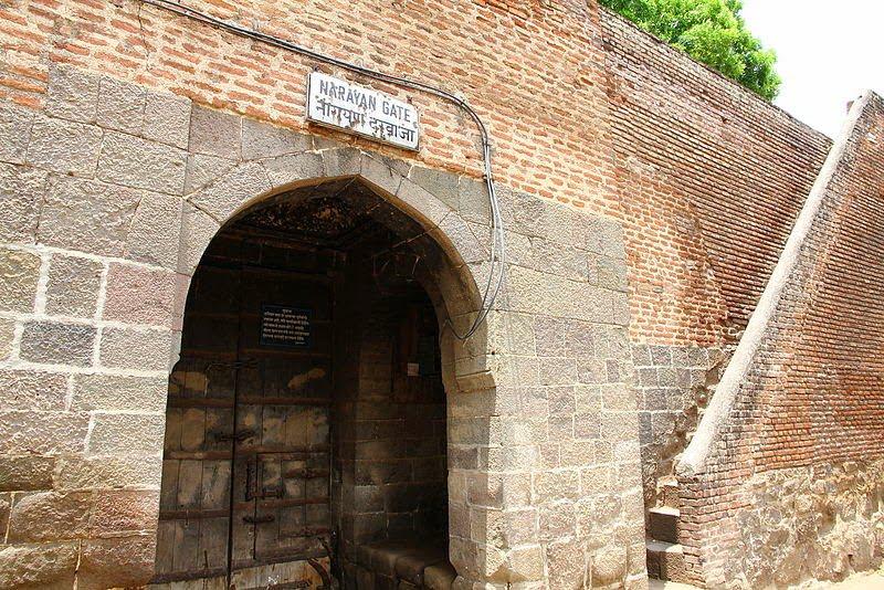 Shaniwar Wada palace Narayan's Gate