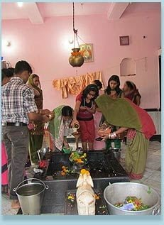 Pahari Mandir (Temple)