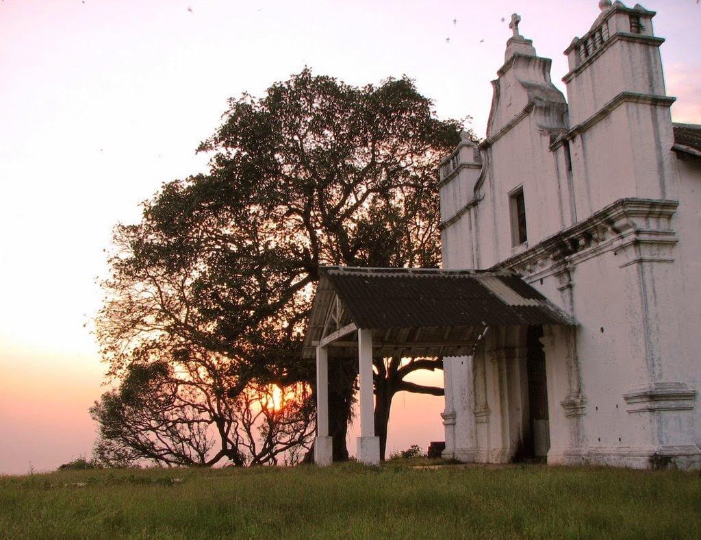 3 Kings Church - Velsao - Goa, Hindi, News, Story, History, Kahani, Khabar, India, Most, Top, Haunted, Creepy, Spooky, Ghostly, Places,