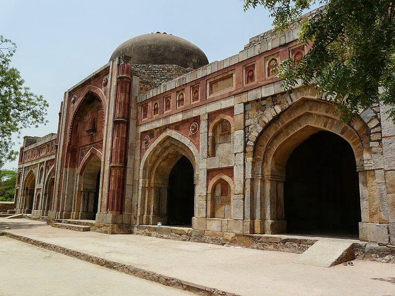 Jamali Kamali Mosque and Tomb -  Mehrauli, Delhi ,Hindi, News, Story, History, Kahani, Khabar, India, Most, Top, Haunted, Creepy, Spooky, Ghostly, Places,