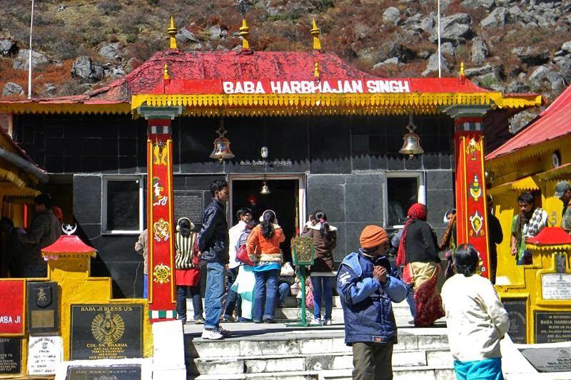 Hindi, Kahani, Story, History, Itihas, Baba Harbhajan Singh, Temple, Gangtok, Sikkim,