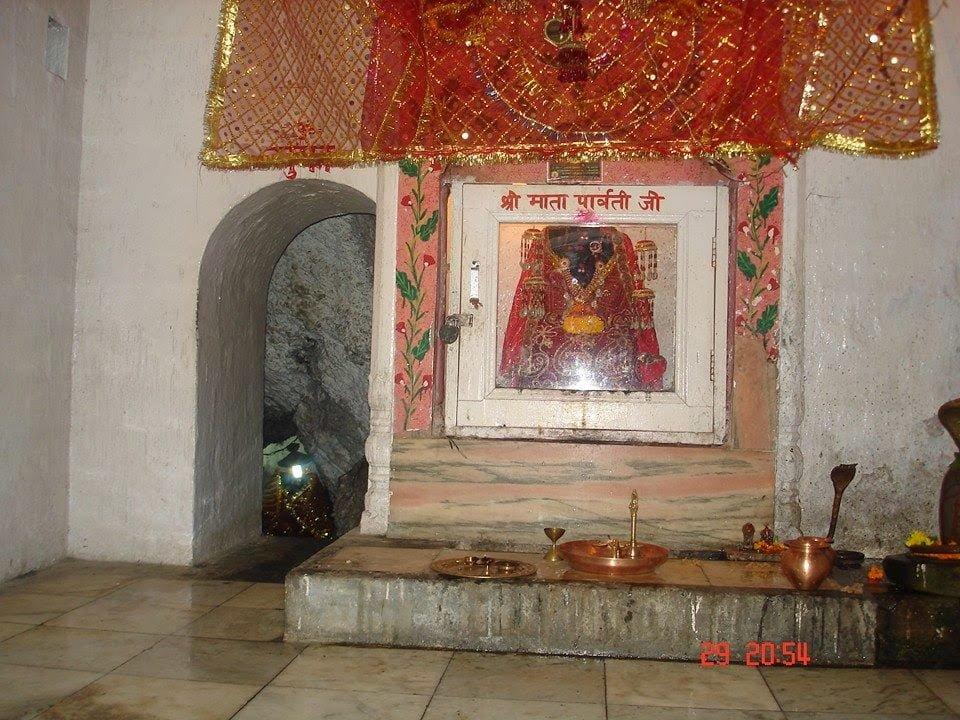 Mata Parvati tempel Sudh Mahadev