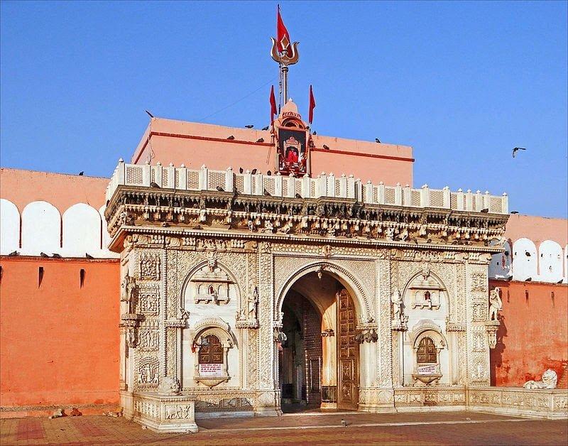 Karni Mata Temple History in Hindi