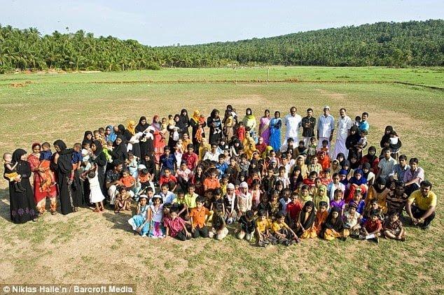 Kodihni (Kerala) - Twins village of India, History, Story, Kahani, Itihas, in Hindi