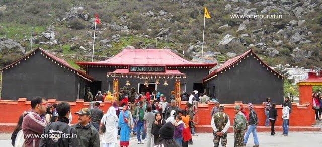 Baba Harbhajan Singh Temple Gangtok Sikkim