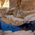 गुएल्टा दी आर्चेई – एक भूगर्भीय करिश्मा – बंजर सहारा रेगिस्तान में बना एक तालाब