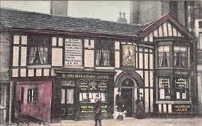 ye olde man and scythe bolton pub Ghost Kahani