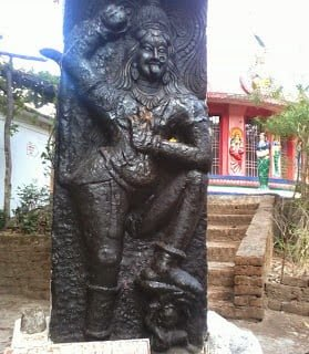 Hanuman in Female Avtar