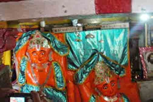 Bet Dwarka Hanuman DandiTemple, Gujarat