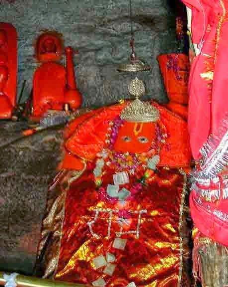 Hanuman Dhara, Chitrakoot, Uttar Pradesh