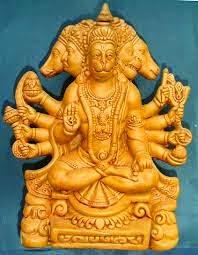 Panchamukhi Anjaneya Hanuman, Tamil nadu