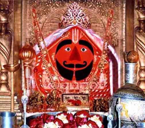 Salasar Balaji Hanuman Mandir, Salasar, Rajasthan