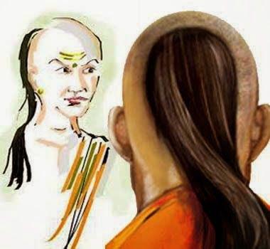 Shikha (Choti) rakhne ke fayde (benefits) in Hindi