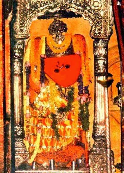(Shri Sankat Mochan Hanuman Mandir, Varanasi, Uttar Pradesh