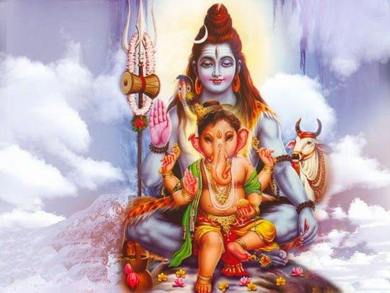 108 Name of Lord Shiva and Ganesha in Hindi