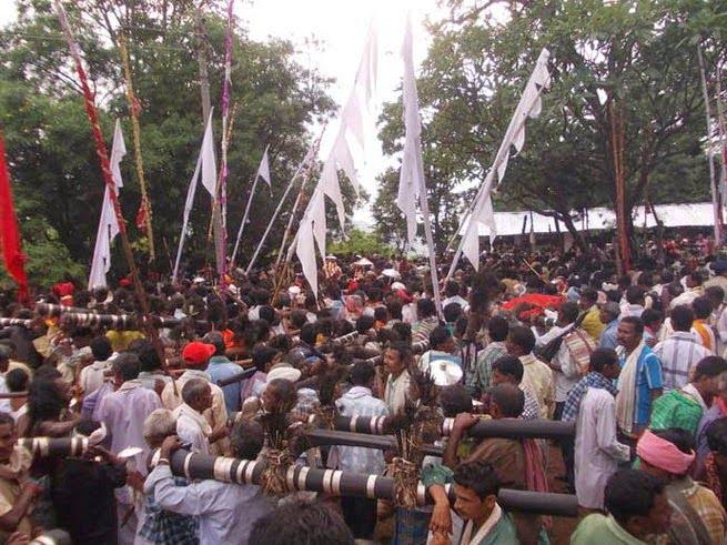 Case against God at Keshkal Chhatisgarh Hindi Story History