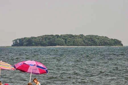 The Charles Island Curse Story & History in Hindi